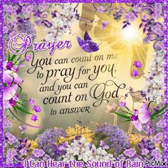 Thank you for your prayers. Thank you Lord Jesus Christ for answering our prayers. Sharing this post for others who are in needs of prayers will find comfort that someone out there is praying for you. Prayer For You, God Prayer, Prayer Quotes, Prayer Room, Faith Prayer, Sending Prayers, Thank You Lord For Answered Prayers, Praying For Others, Get Well Wishes