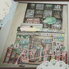 Taiwan's bookstore#4 Illustration 2015 | AJar Hsu | 徐佳伶