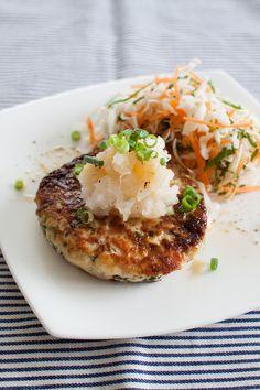 大葉入り豆腐ハンバーグ おろしポン酢 by tomo | レシピサイト「Nadia | ナディア」プロの料理を無料で検索