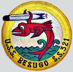 USS Besugo (SS/AGSS-321), a Balao-class submarine, was a ship of the United States Navy named for the besugo, a fish of the porgie family.