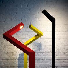 NickKnack Yellow, Floor Lights, Gloco - & Home Lighting