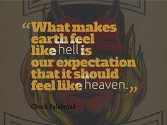 Community Post: 15 Brilliant Chuck Palahniuk Quotes