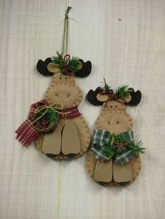 Christmas Tree II: Milton & Mildred