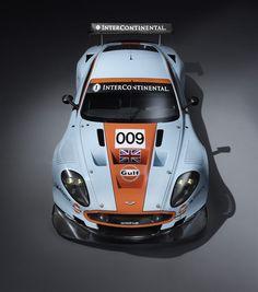 Aston Martin DB9 GT1