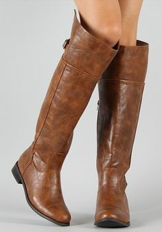 Rider Boots - Catch Bliss Boutique