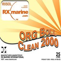 ORG Boll clean 2000 Very usefull to clean fuels recipitation of paraffin and asphalt or with lubricating oils mixing of different types of oil can form solid encrustations on the mesh. Click Link ::: http://dubichem.com/ORG-Boll-clean-2000