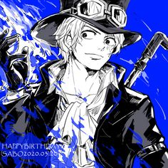 One Piece Drawing, One Piece Manga, All Anime Characters, Sabo One Piece, Ace Sabo Luffy, One Peace, One Piece Pictures, One Piece Fanart, Awesome Anime