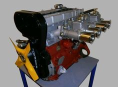Twin cam head conversion for B18 engines by Grainger & Worrall.
