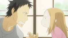 Usagi Drop.... one of the most cutest anime