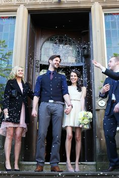 Scotland Courthouse wedding, photography by @Liz Mester Denfeld