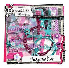 Skulliez Skraps: PMTWS Inspiration Blog Train