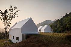 Building and Lanscape Converge: Baomaru House South Korea / Rieuldorang Atelier - 5