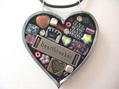 Mosaic Heart Art – Happy Valentine's Day!   Mosaic Art Source