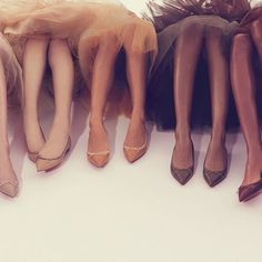 Louboutin's New Collection Has a Nude Shoe For Every Skin Tone | allure.com