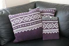 Ravelry: Marius-pute pattern by Sandnes Design Ravelry, Marius, Norwegian Knitting, Knitting Accessories, Cushions, Throw Pillows, Knitting Ideas, Design, Inspiration