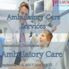 #Ambulatory care services signify the most significant contributor to increasing #hospital expenditures and to the performance of the #health care system in most #countries, including most developing #countries. These comprise minor #surgery, #intravenous therapy, #blood transfusions and recovery following #diagnostic procedures.