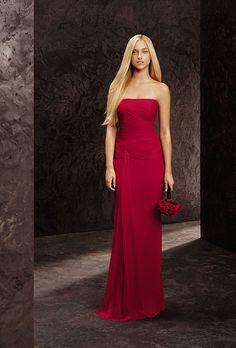 davids bridal bridesmaids dress   -bridesmaids-dresses-styles-vera-wang-davids-bridal-bridesmaid-dress ...