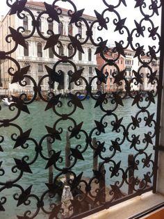 Window Venice Italy