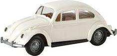 Berkina Volkswagen Old Beetle Economy Assembled Model Railroad Vehicle HO Scale #25013