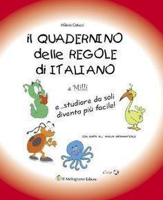 Regole grammaticali per la scuola primaria Italiano