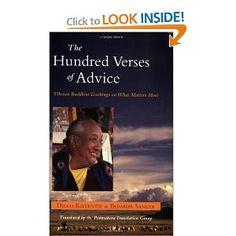 The Hundred Verses of Advice: Tibetan Buddhist Teachings on What Matters Most (Shambhala Pocket Classics)