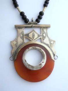 Tuareg Jewelry - Handcrafted African Vintage Tuareg Necklace |Pinned from PinTo for iPad|