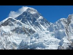 Mount everest or Qomolangma | Amazing places in the world | Top amazing ...
