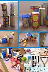 diy musical instruments for kids - Bing images
