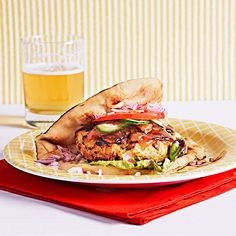 Rachael Ray's 30-Minute Meal: Curry Turkey Patties