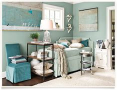 Ballard Designs  |  Isabella Bedroom