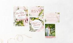 Mixbook: 100, 150, or 200 Wedding invitations, Save-the-Dates, and other Wedding Stationery from Mixbook (Up to 71% Off)