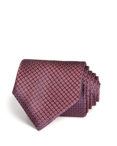 Canali Micro Neat Classic Tie