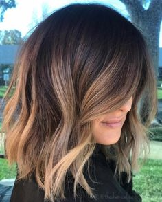 Awesome 48 Inspiring Short Ombre Hair Color Ideas