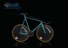 Cinelli Laser 2013 Carbon Pursuit Concept #bicycles