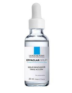 Effaclar Serum, piel impecable. Acaba con las imperfecciones, redefine la textura de la piel y lucha contra las arrugas con un único producto: el Serum Effaclar de La Roche Posay.