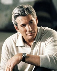 Richard Gere The 17 Hottest Silver Foxes Cindy Crawford, Richard Gere Joven, Richard Gear, King Richard, Why I Love Him, Romantic Films, Silver Foxes, Handsome Actors, Handsome Man
