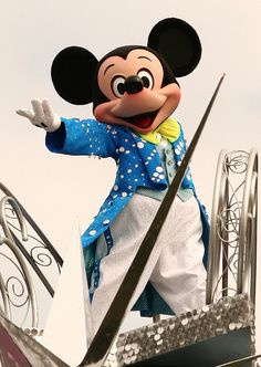 Mickey Mouse  http://www.gofundme.com/3kdpww