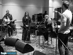 FLEETWOOD MAC NEWS: Video: Behind The Scenes: Lady Antebellum and Stevie Nicks Pre-ACM Awards