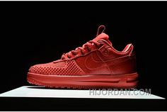 4f812f21c4 Buy Nike Air Force Nike Lunar Force 1 Duckboots Fashion Men Sneakers Red  For Sale