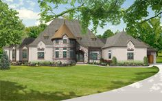 The Chateau D'Avoise by Justin Doyle Homes