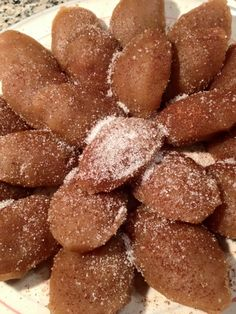 Greek Sweets, Greek Desserts, Greek Recipes, Dog Food Recipes, Greek Cookies, Sweetest Day, Vegan Baking, Deserts, Lemon