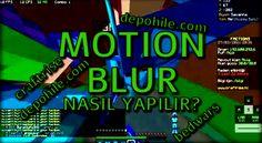 Motion Blur, Minecraft