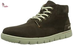 Dockers by Gerli  352621-003020, Baskets hautes homme - Marron - Braun (cafe  020), 42 EU (8 Homme UK) EU - Chaussures dockers by gerli (*Partner-Link)