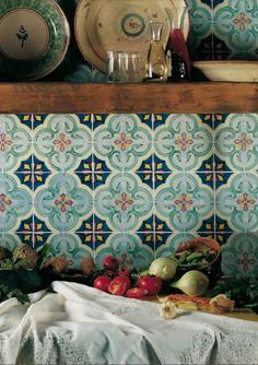 Tante idee per la cucina | Vietri Ceramic Group | #cucina #food
