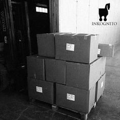 Inkognito shipment :)!
