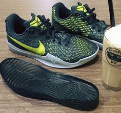 5f846e810ab Nike Kobe Mentality III Preview