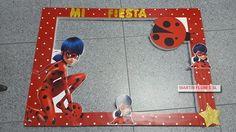 photocall ladybug marco fotos #sevilla #cumpleaños www.martinfloressl.es Piñatas, golosinas y complementos para fiestas