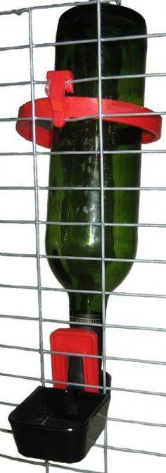 Solway Bottle Holder Cage trough