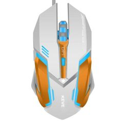 Malloom 2016 New Arrival 3200DPI 6D Button USB Wired Optical Game Gaming Mouse Mice PC Laptop