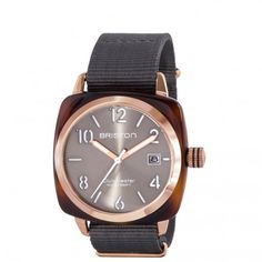 Clubmaster Gold HMS tortoise shell – grey sunray dial and rose gold
